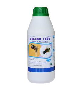 Thuốc diệt muỗi, ruồi Deltox 10sc