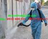 Dịch vụ khử trùng văn phòng tại Bình Thạnh