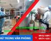 Dịch vụ khử trùng văn phòng tại Phú Nhuận