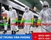 Dịch vụ khử trùng văn phòng tại Tân Phú