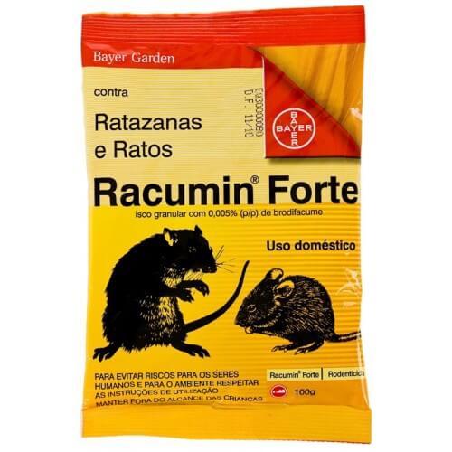 Diệt chuột bằng Racumin