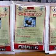 Thuốc chuột fokeba 20 CP