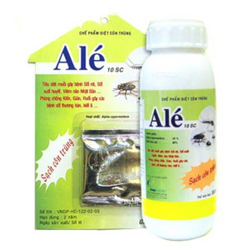 Thuốc diệt côn trùng Ales 10SC