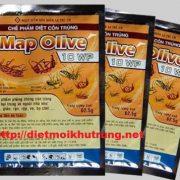 Thuốc diệt muỗi Map Olive 10 WP