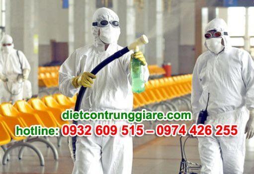 phun thuốc diệt muỗi tại quận 8 giá rẻ