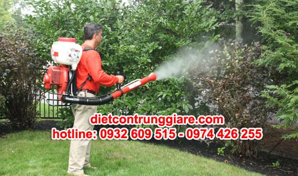 phun thuốc diệt muỗi quận Thủ Đức giá rẻ