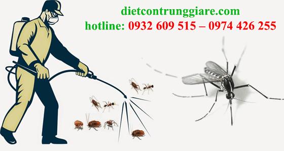 diệt muỗi tại quận 4