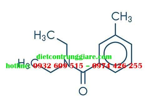 Thuốc chống côn trùng DEET